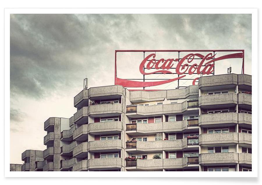 Coca Cola affiche