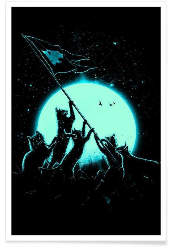 Freedom Cats poster