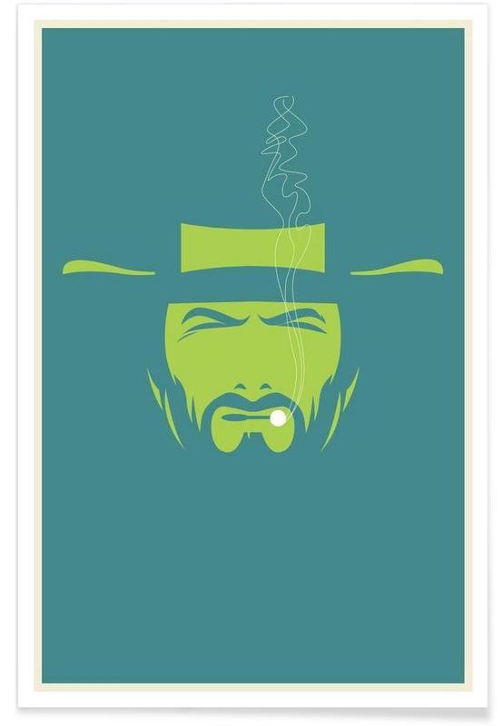 Clint Eastwood Minimalist Poster