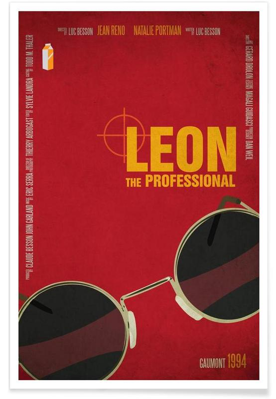The professional -Poster