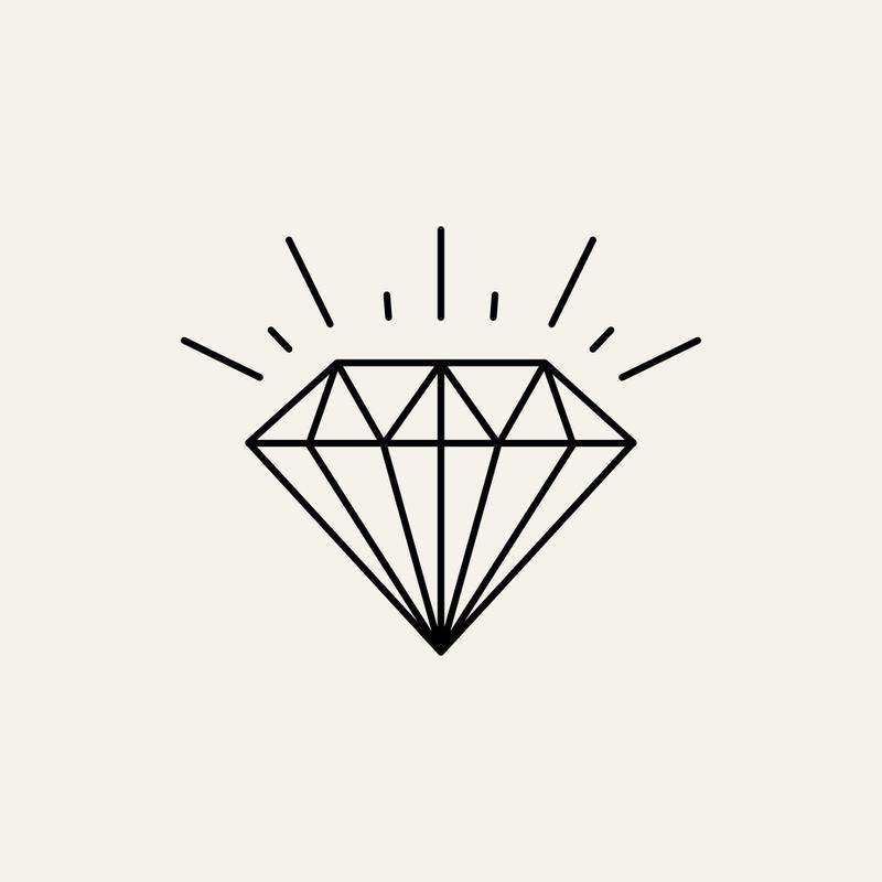 Diamond Acrylglasbild