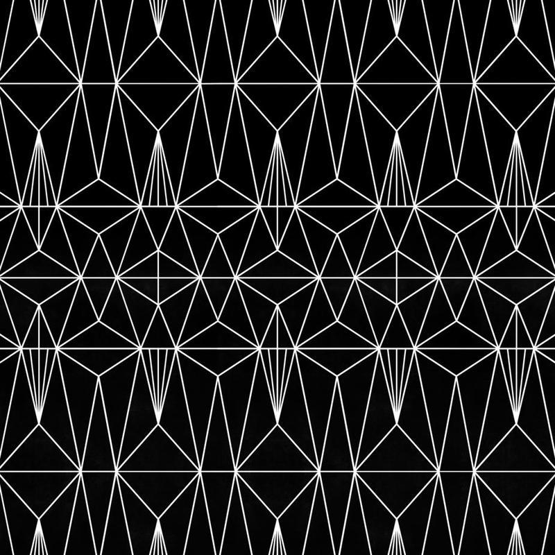 My Favorite Pattern Alu Dibond Druck