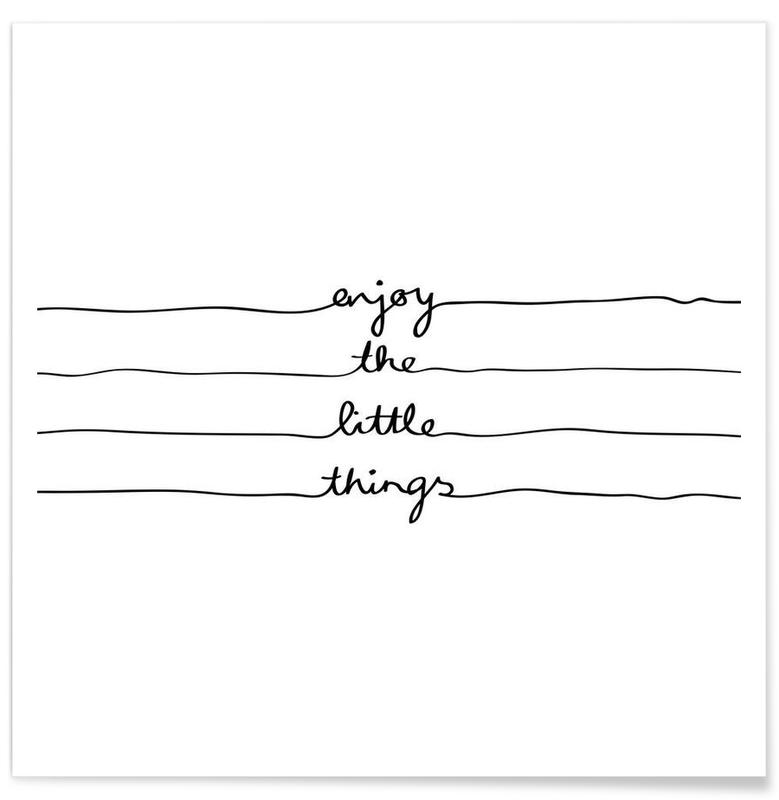 Little Things -Poster
