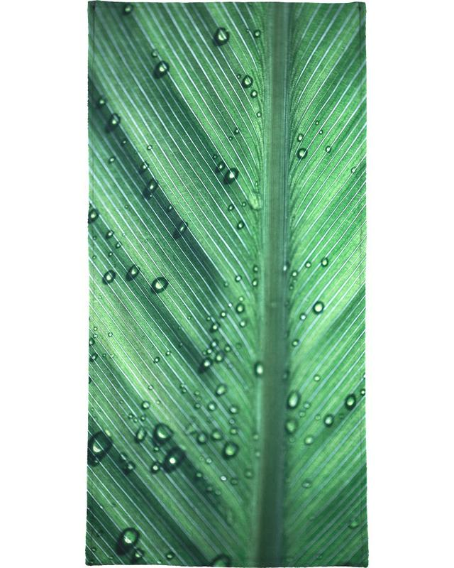 Palm Leaves 11 -Handtuch