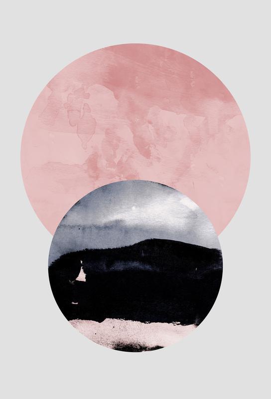 Minimalism 31 -Acrylglasbild