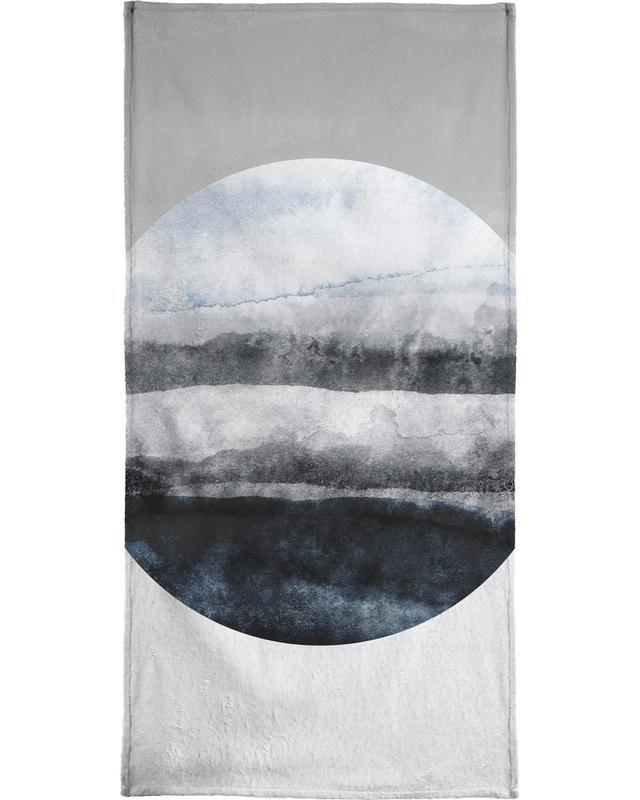 Minimalism 47 -Handtuch