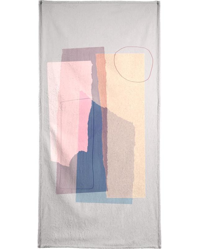 Pieces 5A -Handtuch