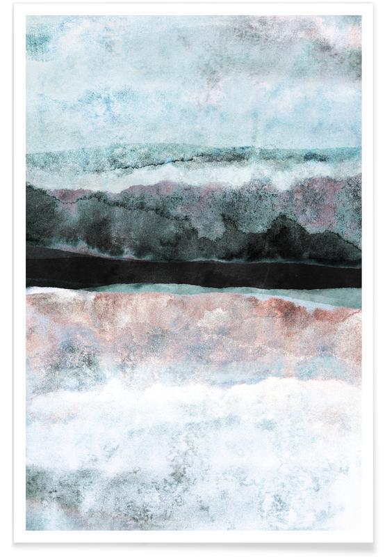 Watercolors 24X -Poster