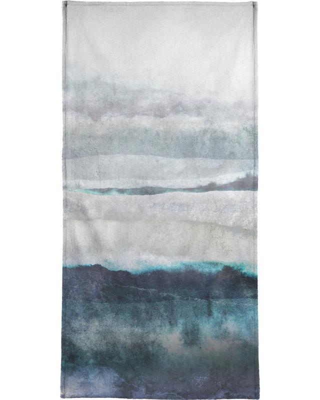 Watercolors 29 -Handtuch