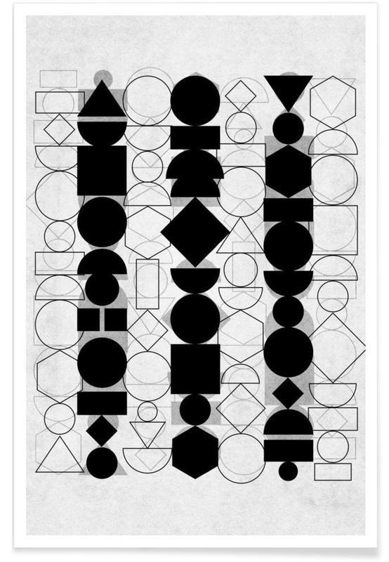 Geometry 6 Poster
