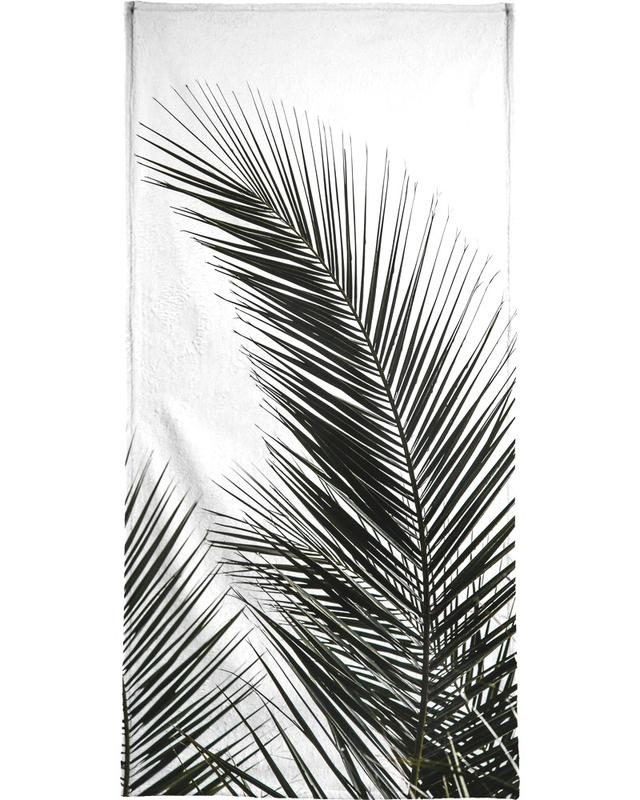 Palm Leaves 1 -Handtuch
