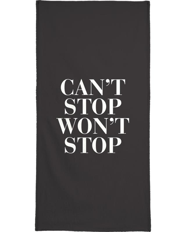 Can't Stop -Handtuch