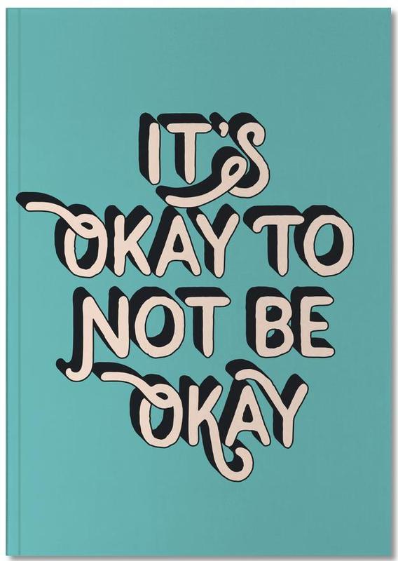 It's Okay to Not Be Okay Notebook
