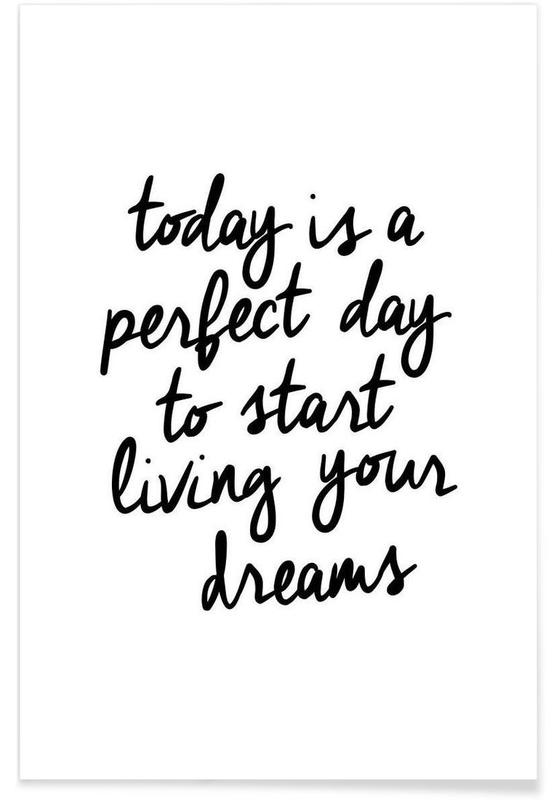 Today is a Perfect Day poster