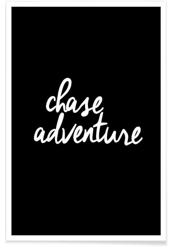 Chase Adventure Poster