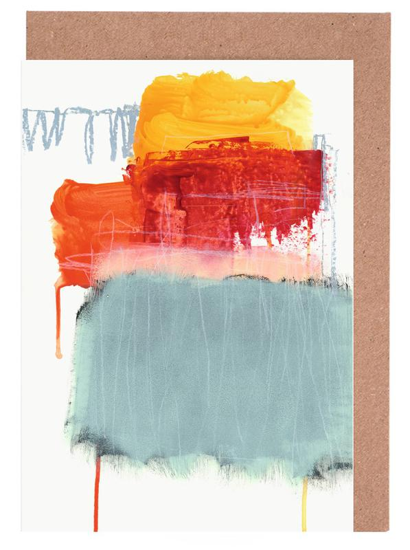 Layered Color 2 Greeting Card Set