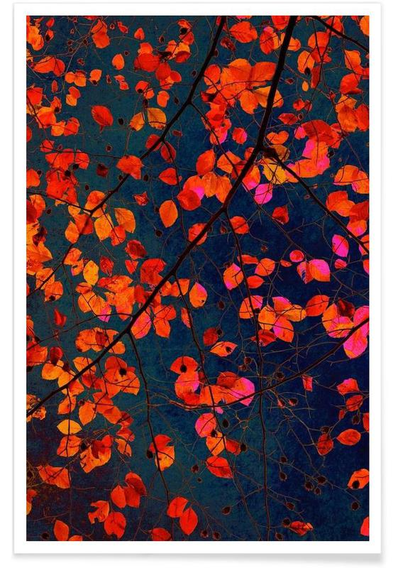 Furious Red Leave -Poster