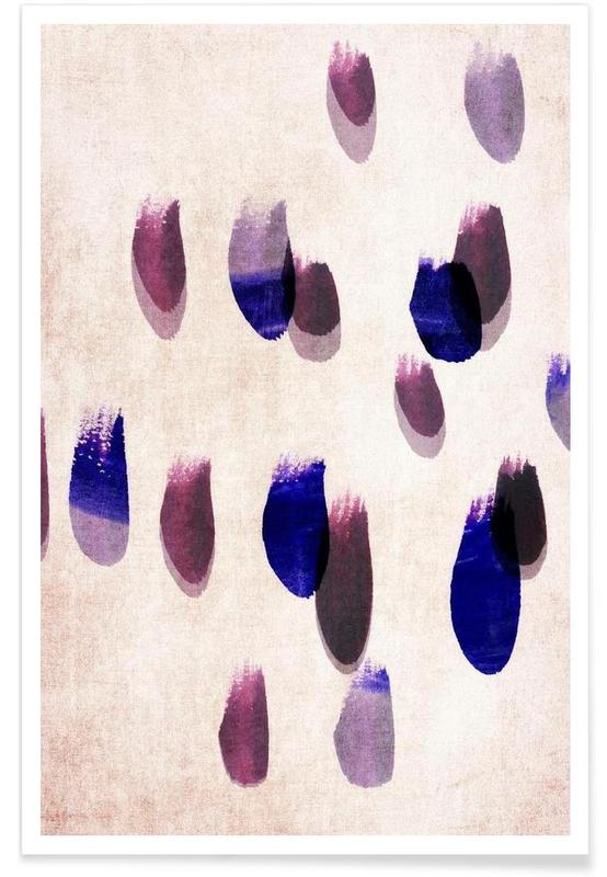 Painted Dots 2 Poster