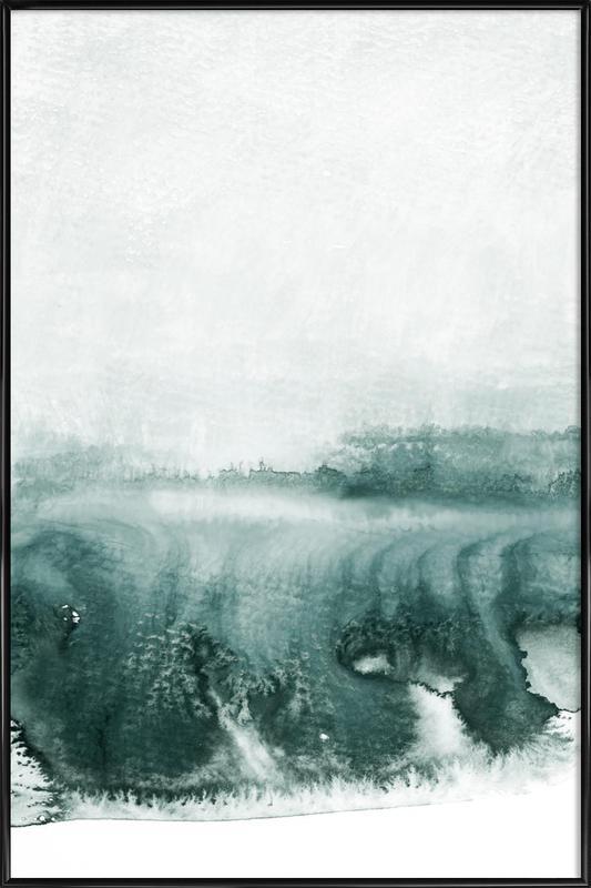 Rainy Day ingelijste poster