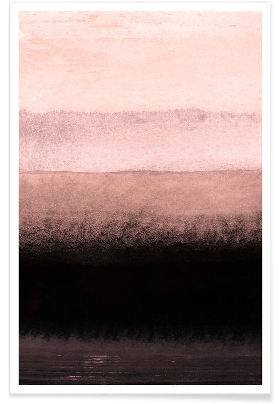 Shades of Pink -Poster