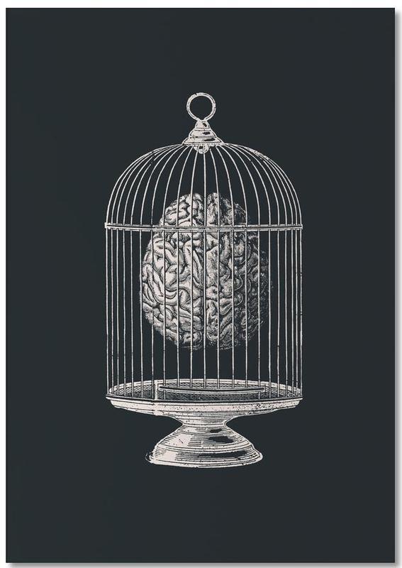 Free My Mind bloc-notes