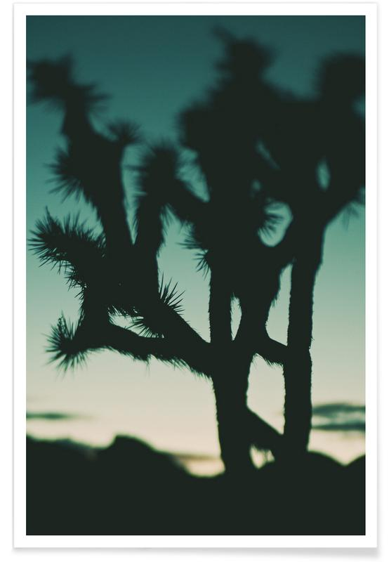 Last Night I Dreamt of the Desert No.1 -Poster