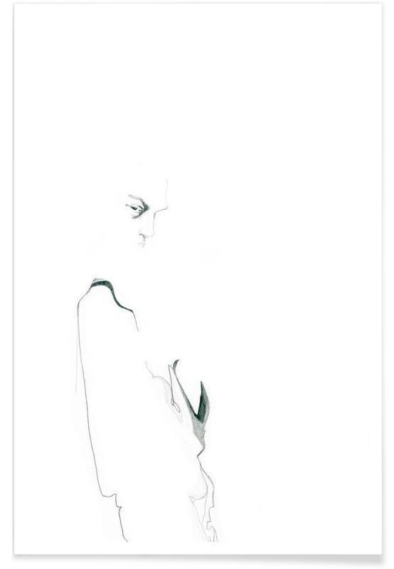 [apˈzɛnt] I -Poster