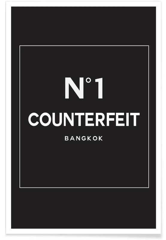 Counterfeit Poster