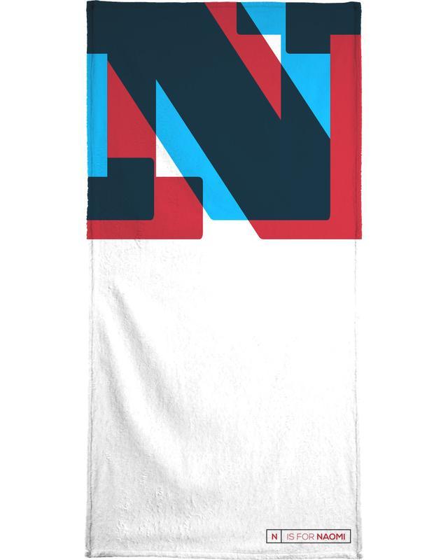 Naomi Beach Towel