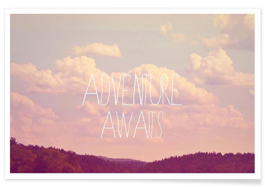 Adventure Awaits 1 Poster