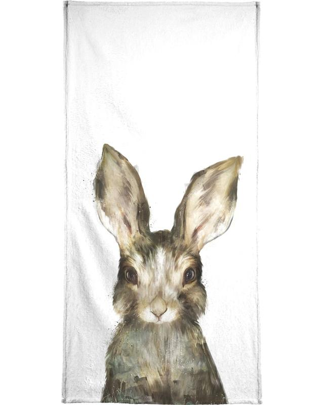 Little Rabbit Bath Towel