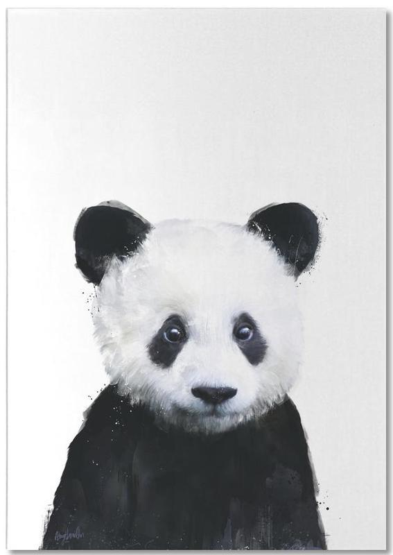 Little Panda -Notizblock