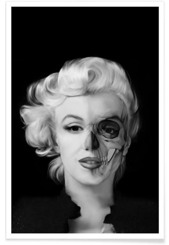 Dead Celebrities Poster