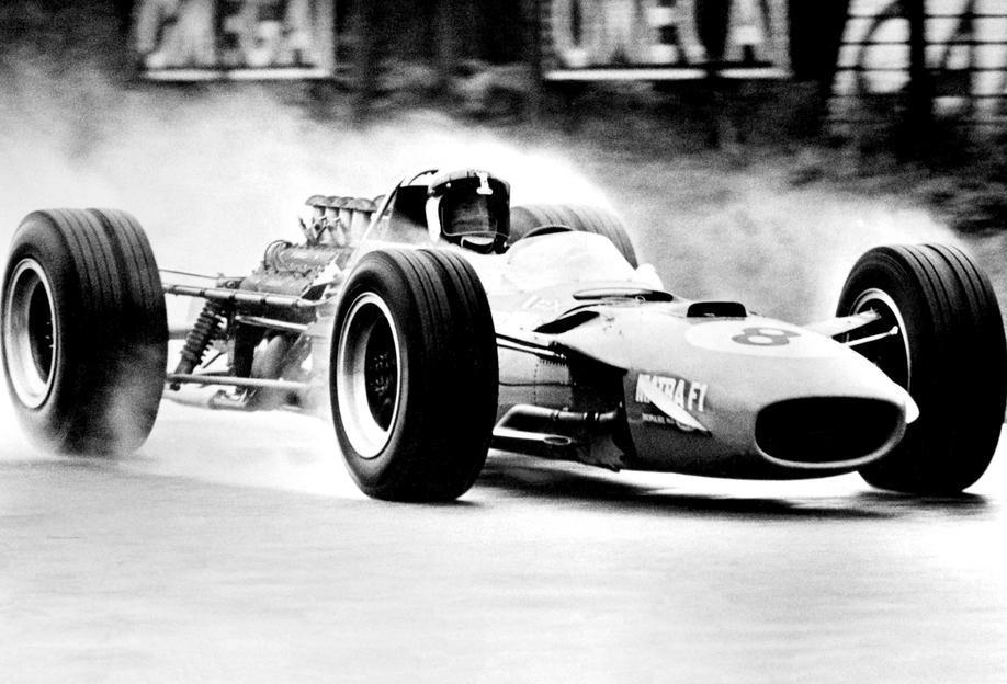 Formula 1 Impression sur alu-Dibond
