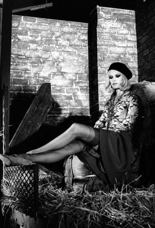 Brigitte Bardot Bonnie And Clyde Acrylglasbild | Dekoration > Bilder und Rahmen > Bilder | Mehrfarbig | Aluminium