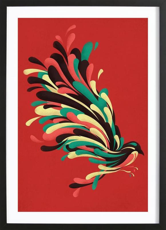 Avian Framed Print