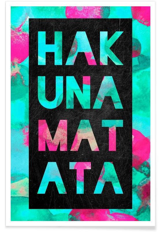 Hakuna Matata 2 -Poster