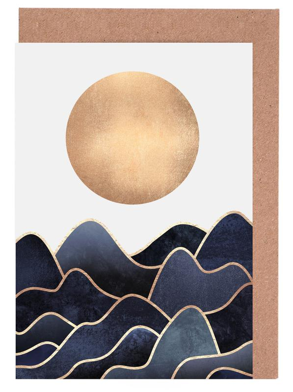 Waves Greeting Card Set