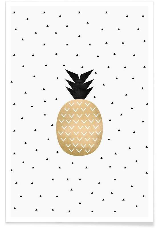 Golden Pineapple affiche