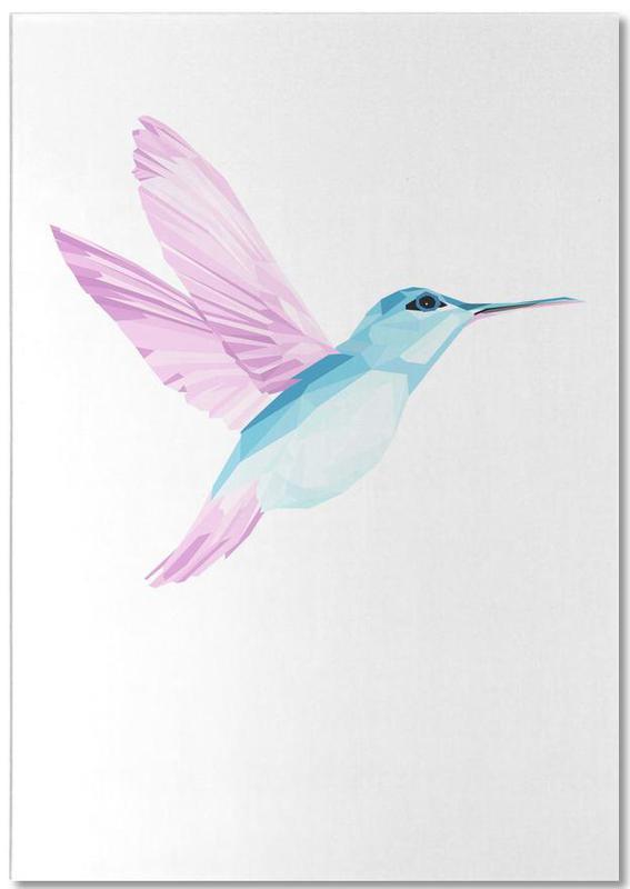 Mosa Kolibri Notizblock