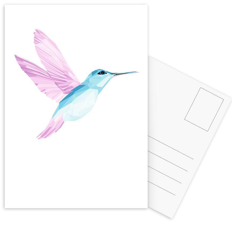 Mosa Kolibri Postkartenset