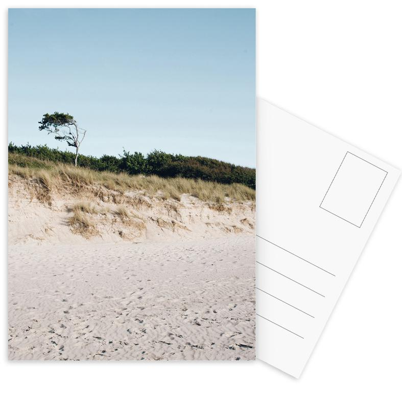 Naturstrand Postcard Set