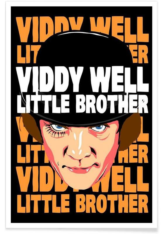 Viddy Well Little Brother poster