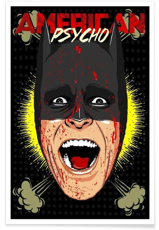 Gotham Psycho poster