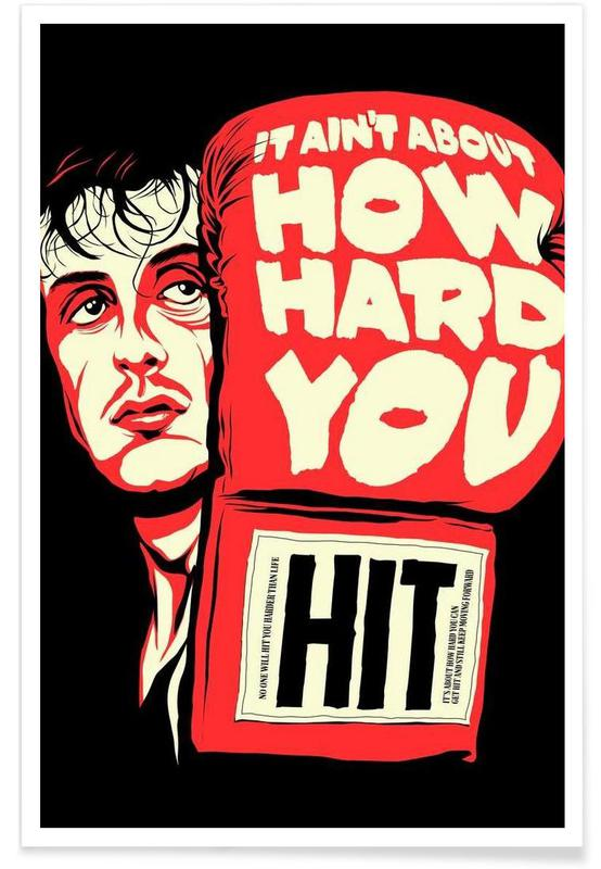 How Hard You Hit poster