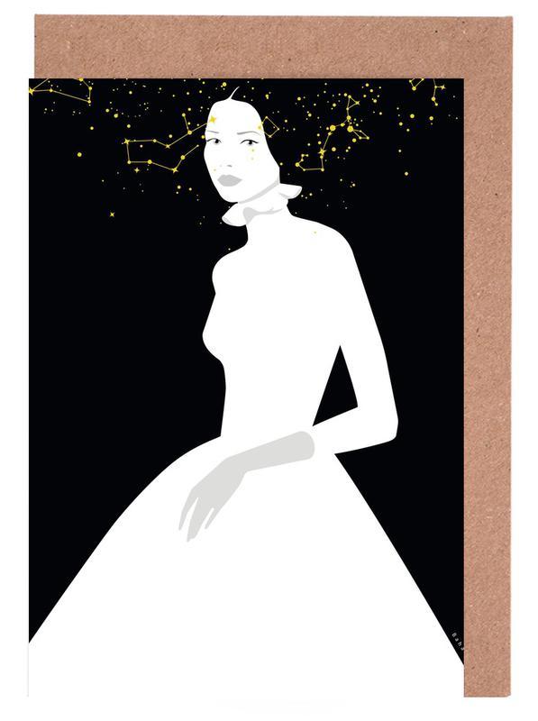 The Milky Way -Grußkarten-Set
