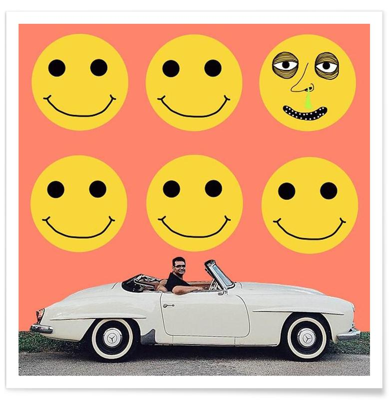 some smiles are more equal than others poster