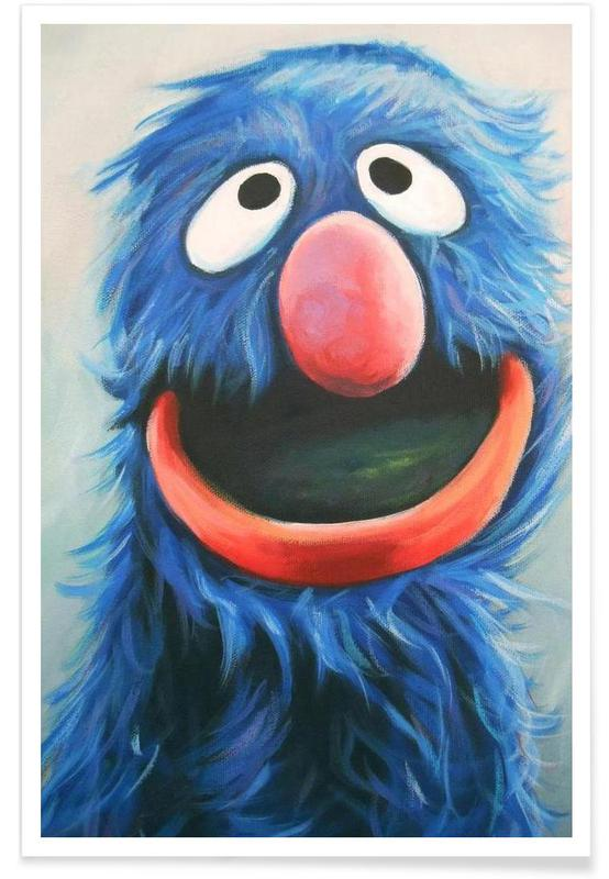 Grover Poster