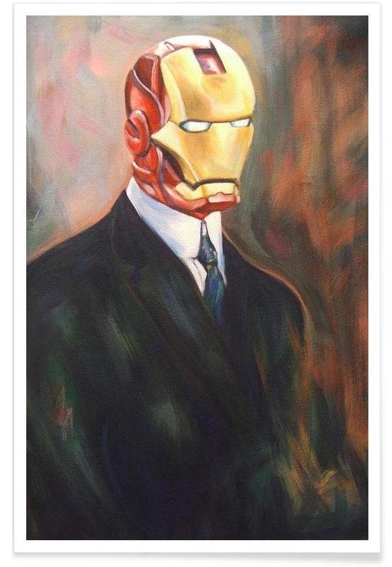 Iron Monsieur -Poster