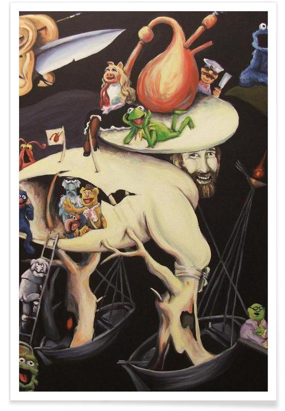 Garden Of Muppetly Delights poster